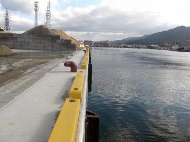 和歌山下津港港湾施設整備(既存)工事