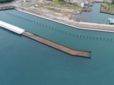 和歌山下津港港湾施設整備(放置艇対策)外合併工事