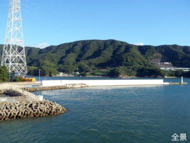 和歌山下津港海岸(海南地区)船尾側津波防波堤(改良)等築造工事