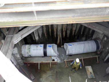 湊南第1、第2排水区支線工事