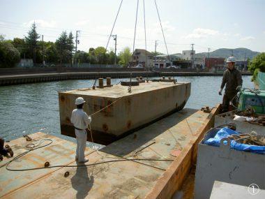 和歌川外河川修繕合併工事、和歌川河川整備外合併工事