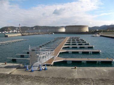 初島漁港漁港施設整備工事