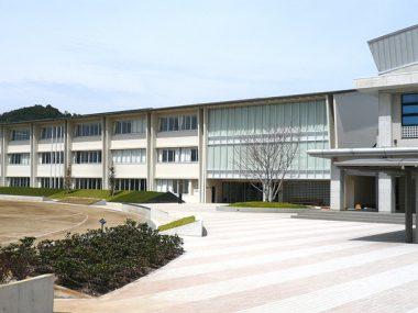 湯浅中学校改築等工事