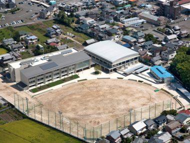 湯浅中学校屋外教育環境整備工事