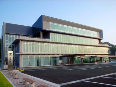湯浅町庁舎建替え工事