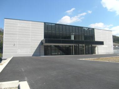 「一気通貫」産直加工流通加速化センター建設工事